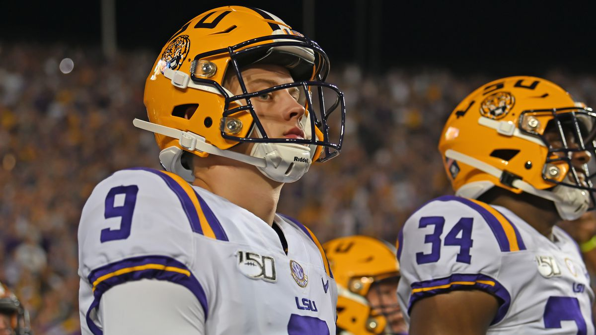 LSU's Burrow, Stingley named SEC Players of the Week