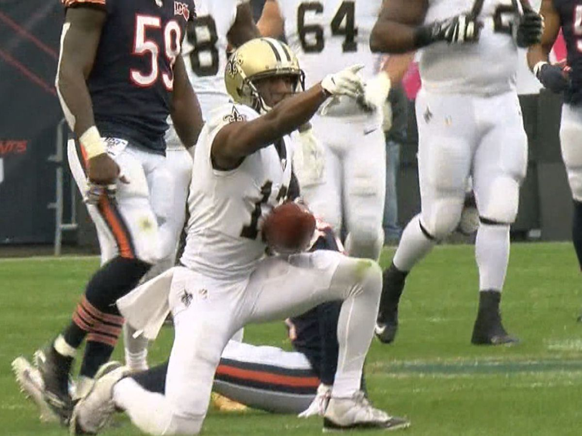Overtime Podcast #90 - Saints beat down Bears