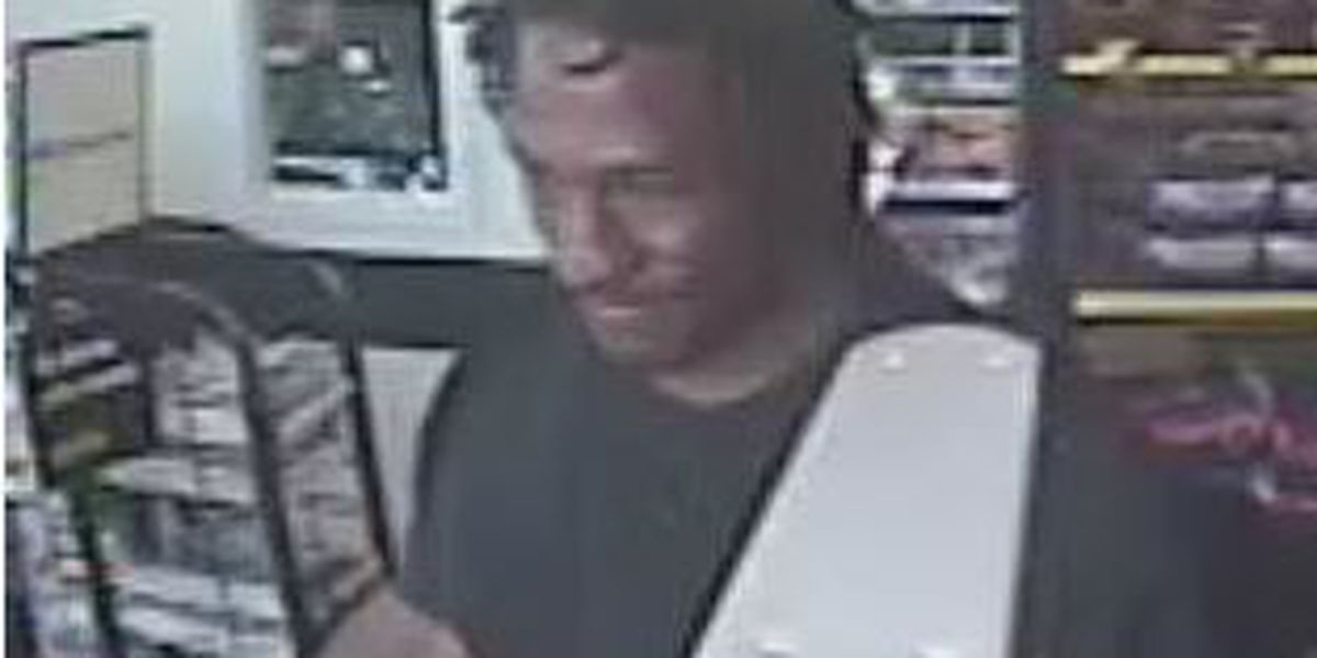 Police ask for help identifying toothpaste bandit