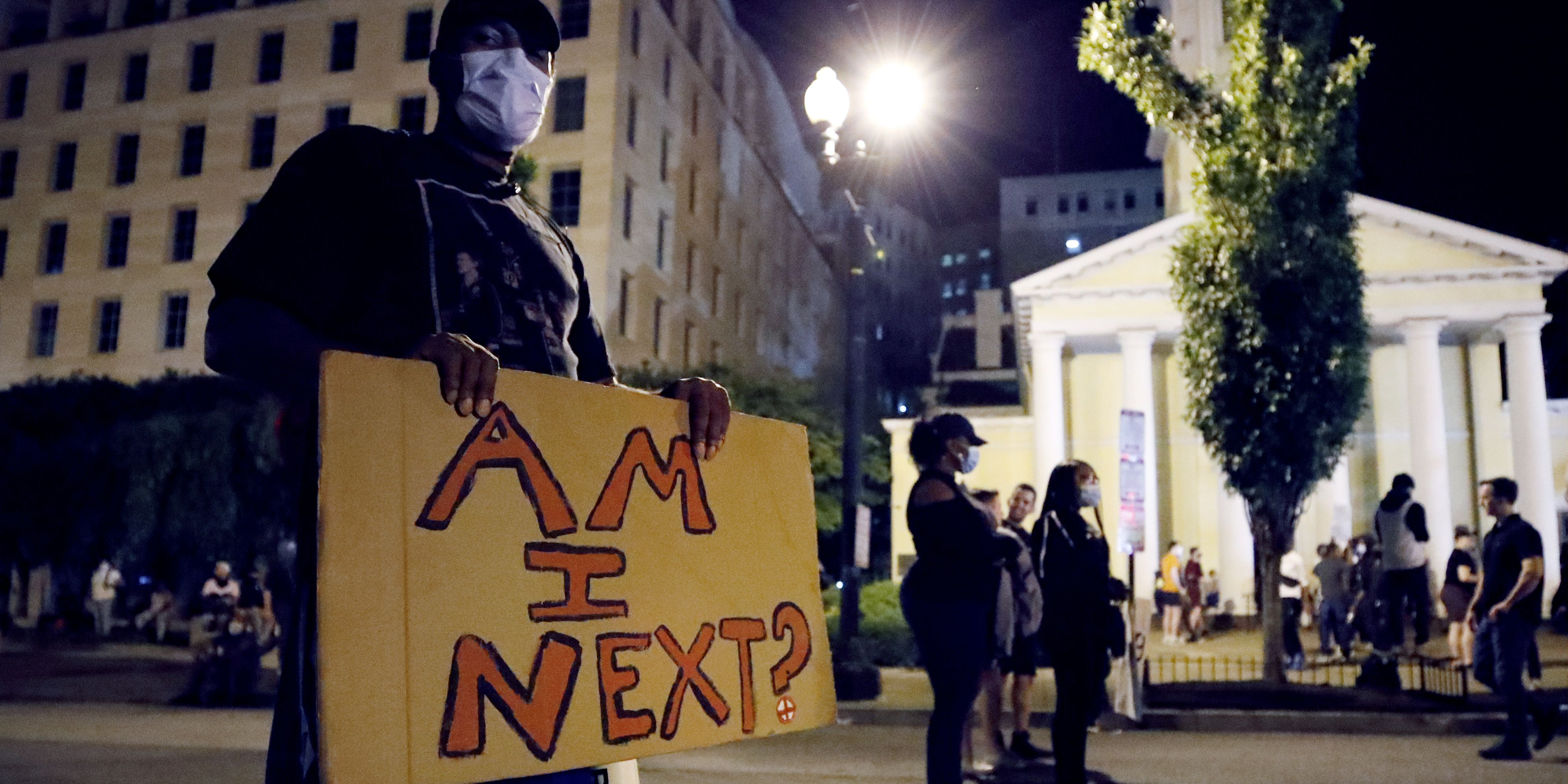GRAPHIC: Convulsing in protest, US cities brace for more unrest