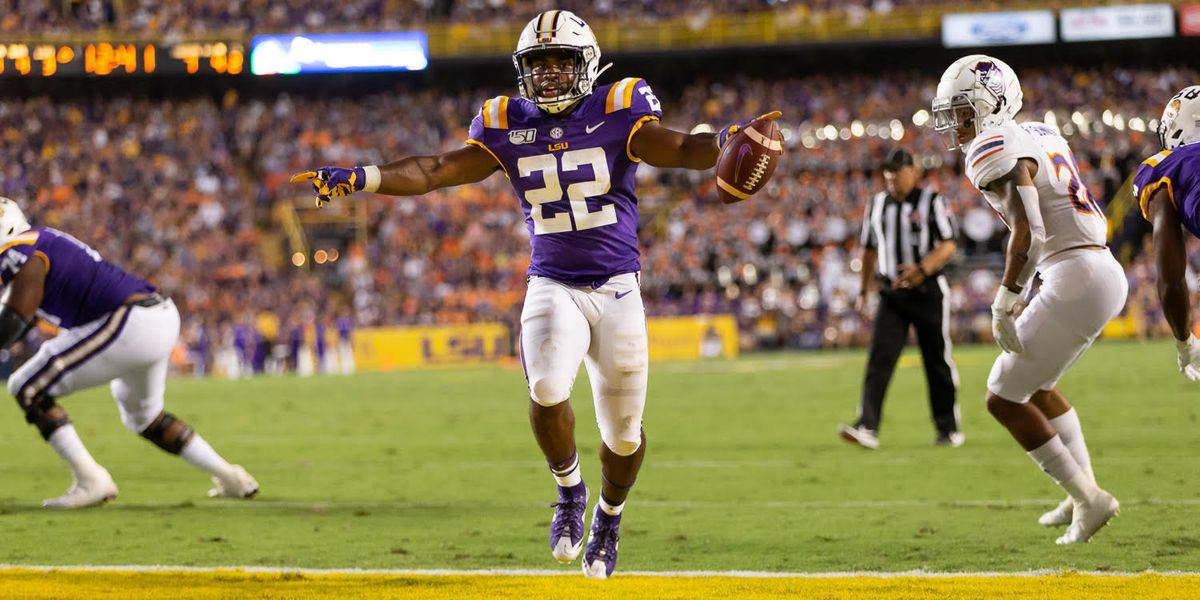 LSU shakes off slow start to dominate Northwestern State