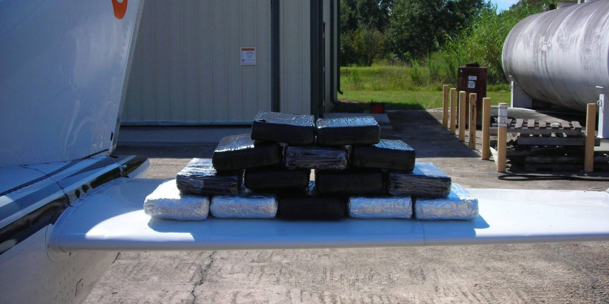 Troopers seize over 15 kilos of cocaine from plane