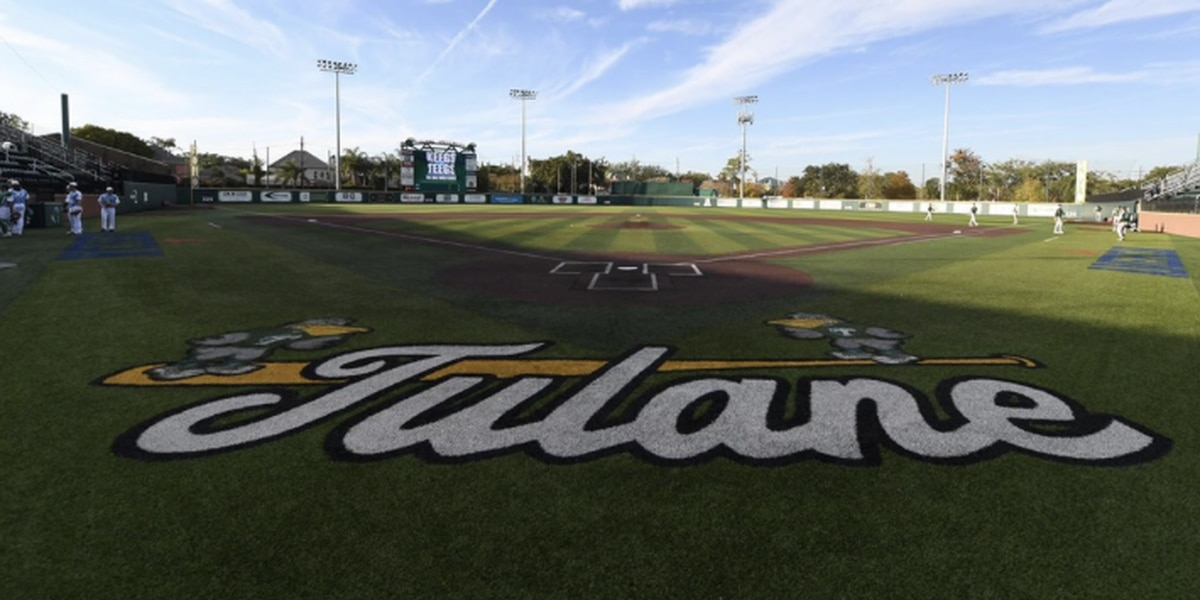 Tulane completes twinbill sweep of UCF with a 9-1 win