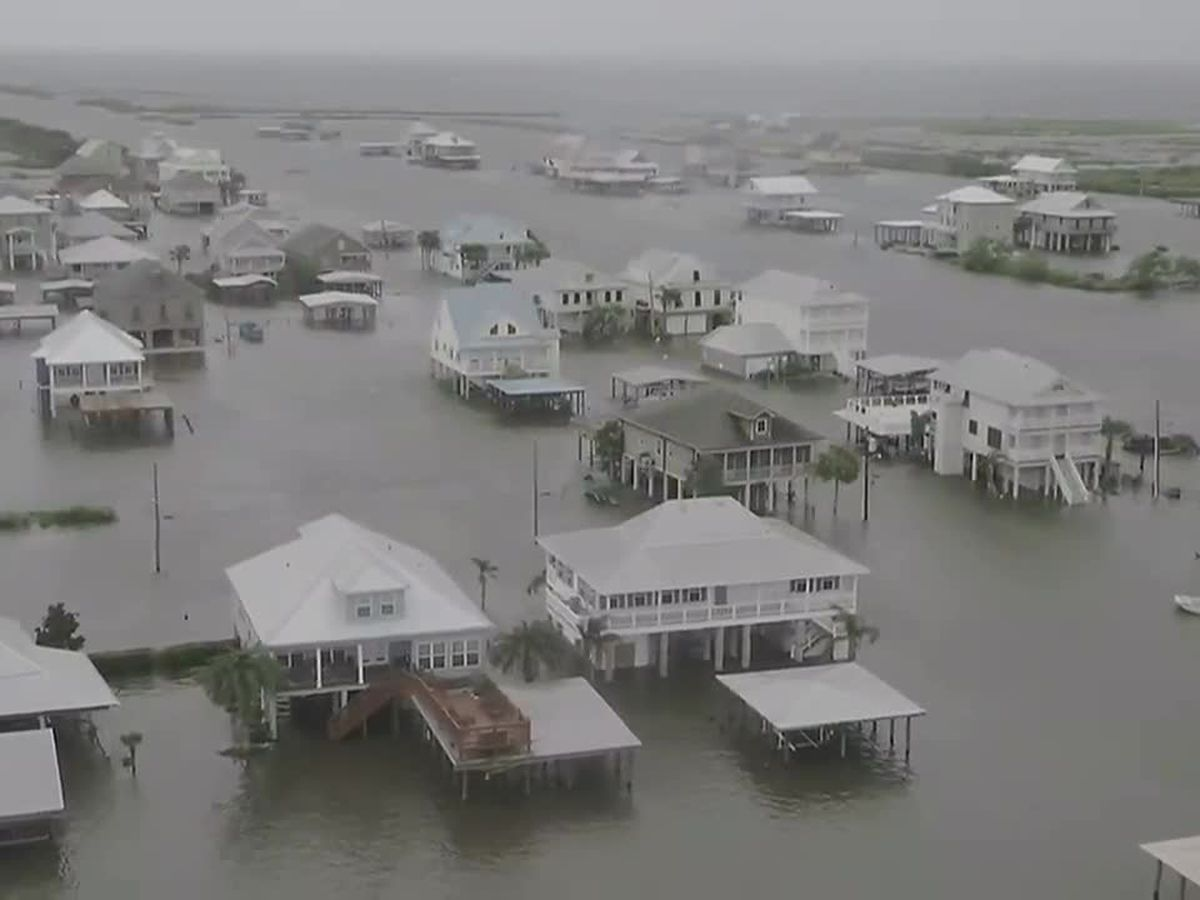 Plaquemines residents return home after Barry evacuations lifted