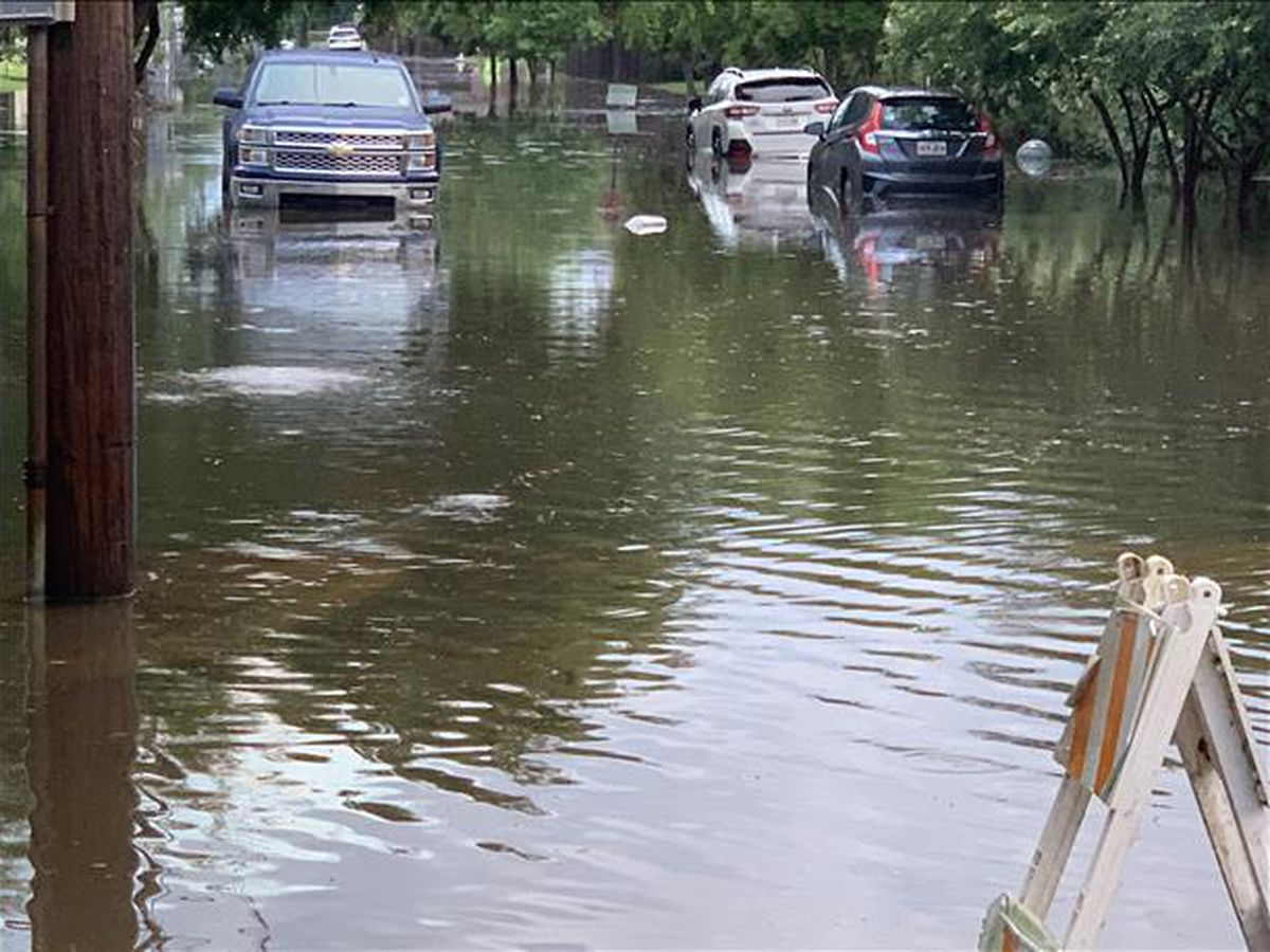'This happens way too much': N.O. residents fed up after Mother's Day flooding