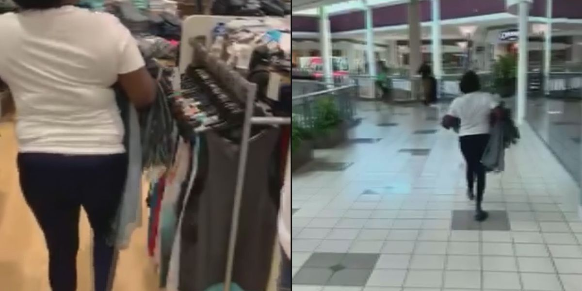 Video shows alleged shoplifting at Mall of Louisiana; investigation underway