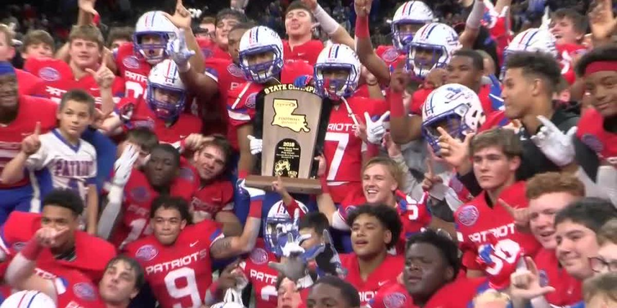 John Curtis captures state crown with 49-7 win over Catholic