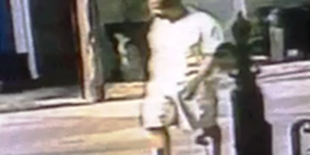 Caught on Camera: NOPD searching for spare tire thief