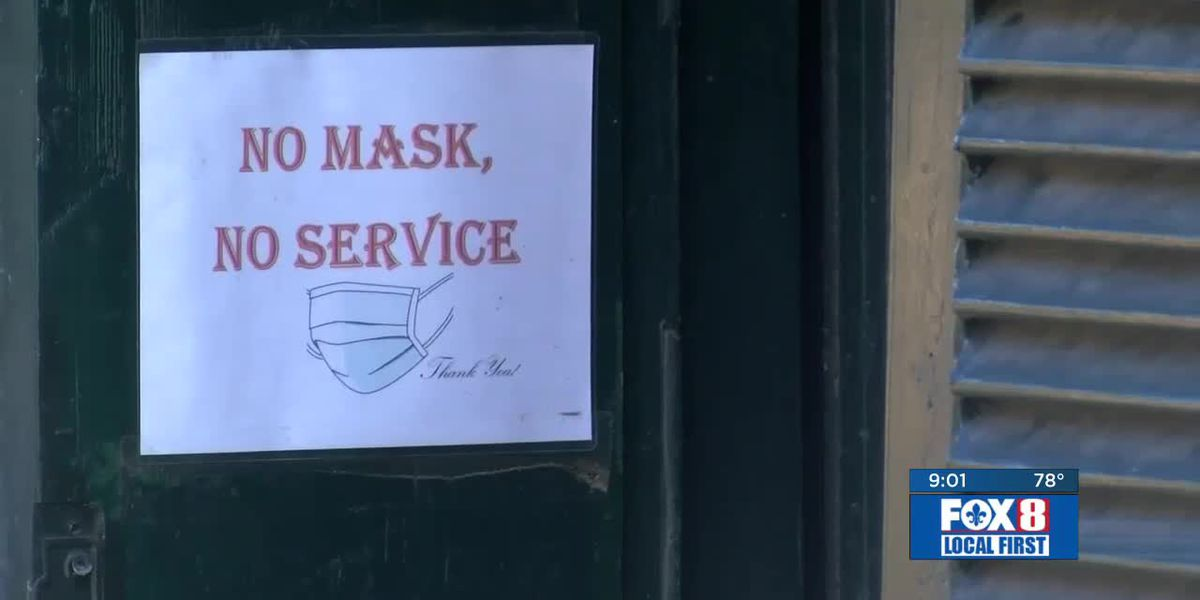 Musicians, residents rejoice at lifted New Orleans mask mandate; businesses a little more cautious
