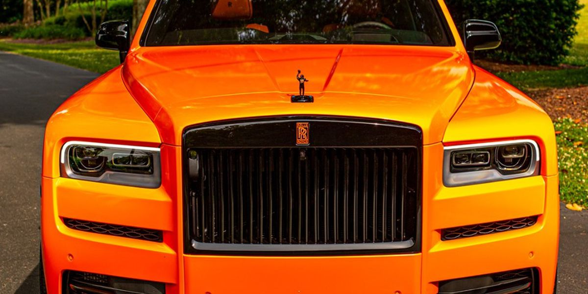 Odell Beckham Jr. orders custom Rolls Royce in Dawg Pound orange (photos)