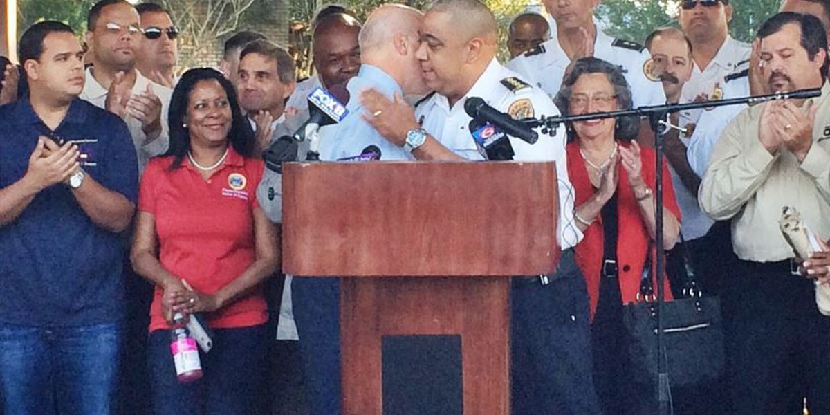 Michael Harrison named NOPD chief
