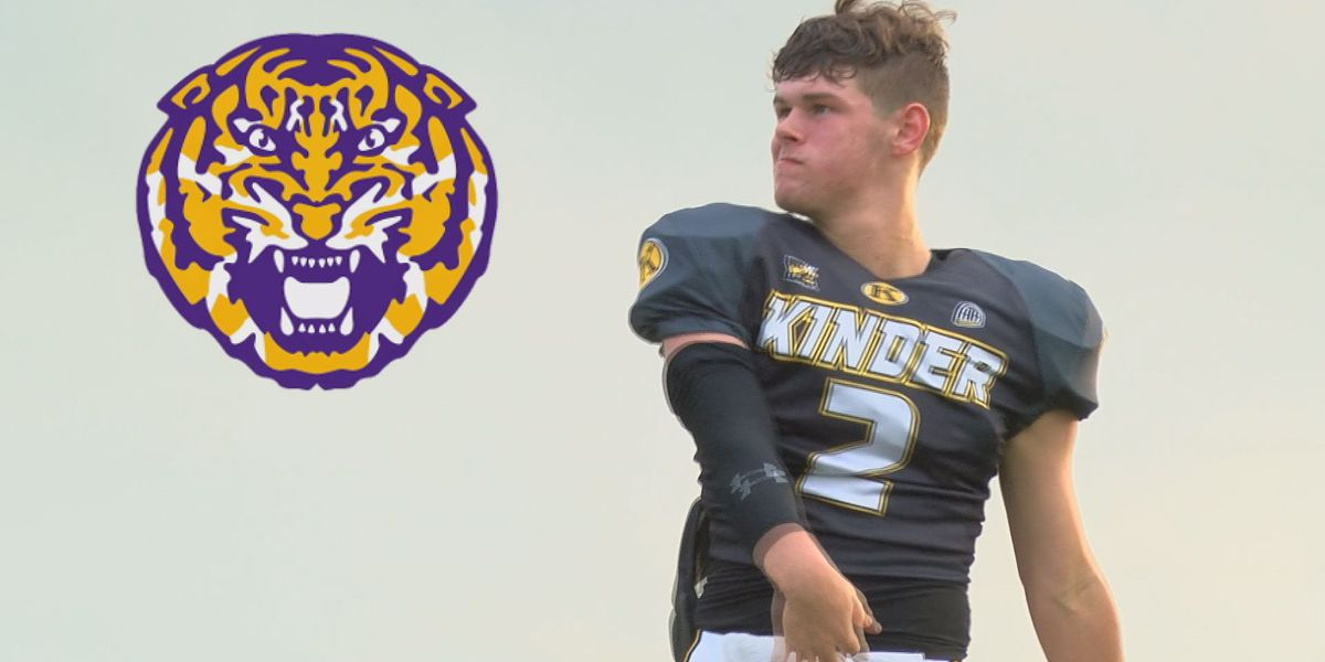 Kinder's Hayes Fawcett to join recruitment staff at LSU