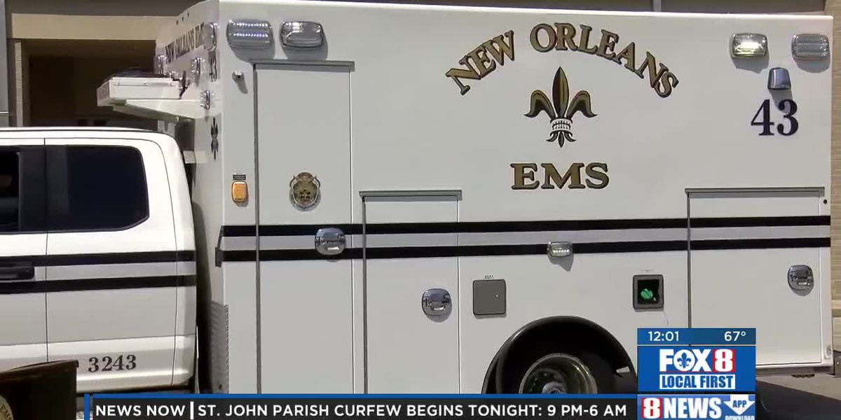 EMS volunteers to help with non-emergency calls during COVID-19