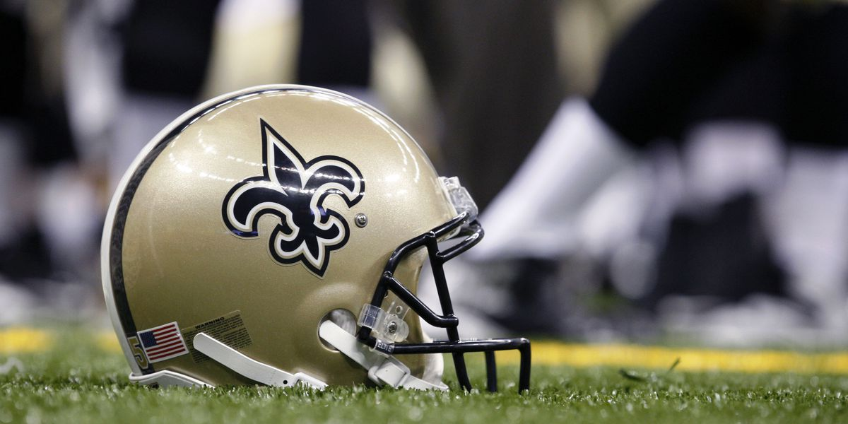 Granderson part of five Saints inactives Sunday