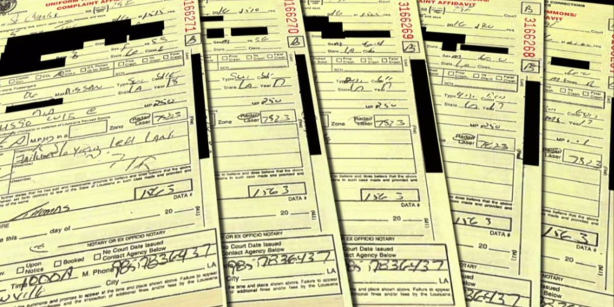 Zurik: LSP trooper may have falsified tickets