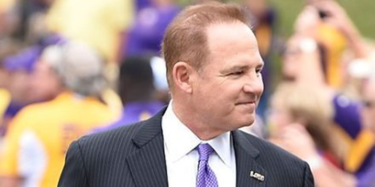 Report: Les Miles talks for the first time after being fired by LSU