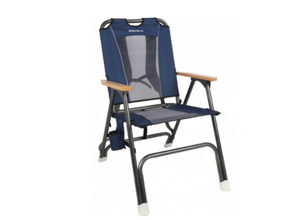 West Marine recalls folding chairs due to possible injuries