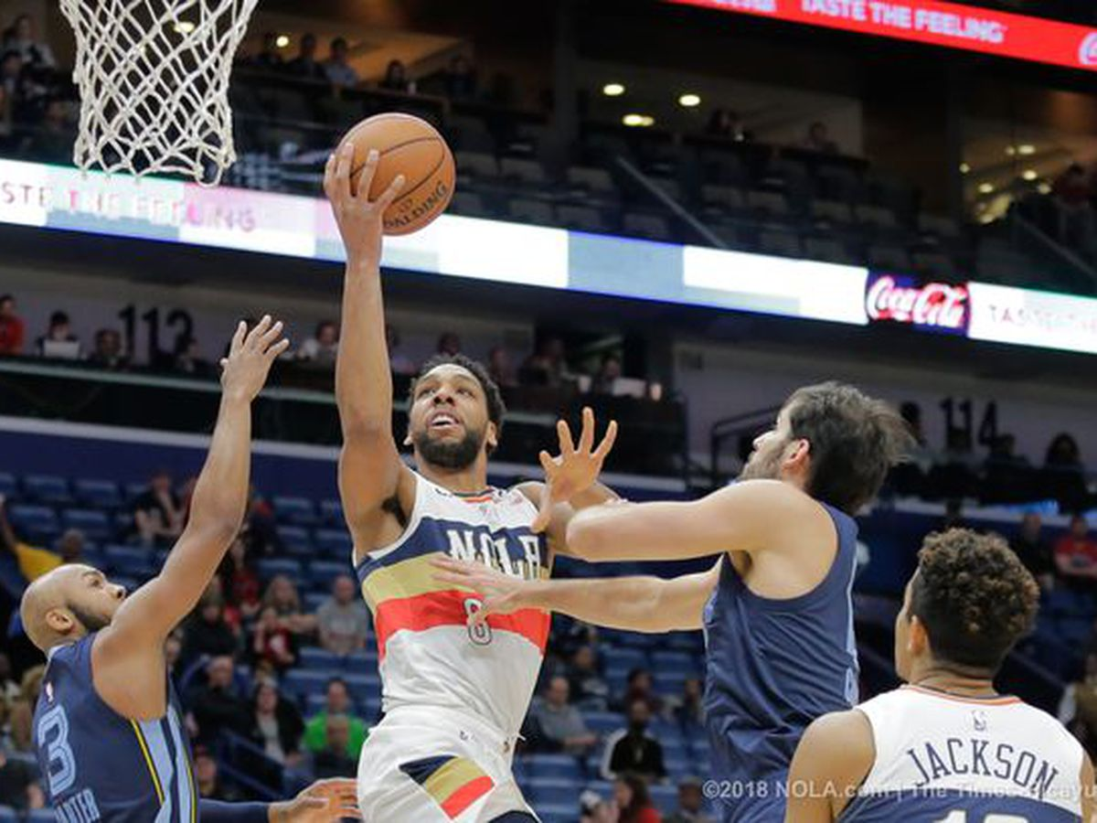 Pelicans beat Grizzlies without Davis in the lineup
