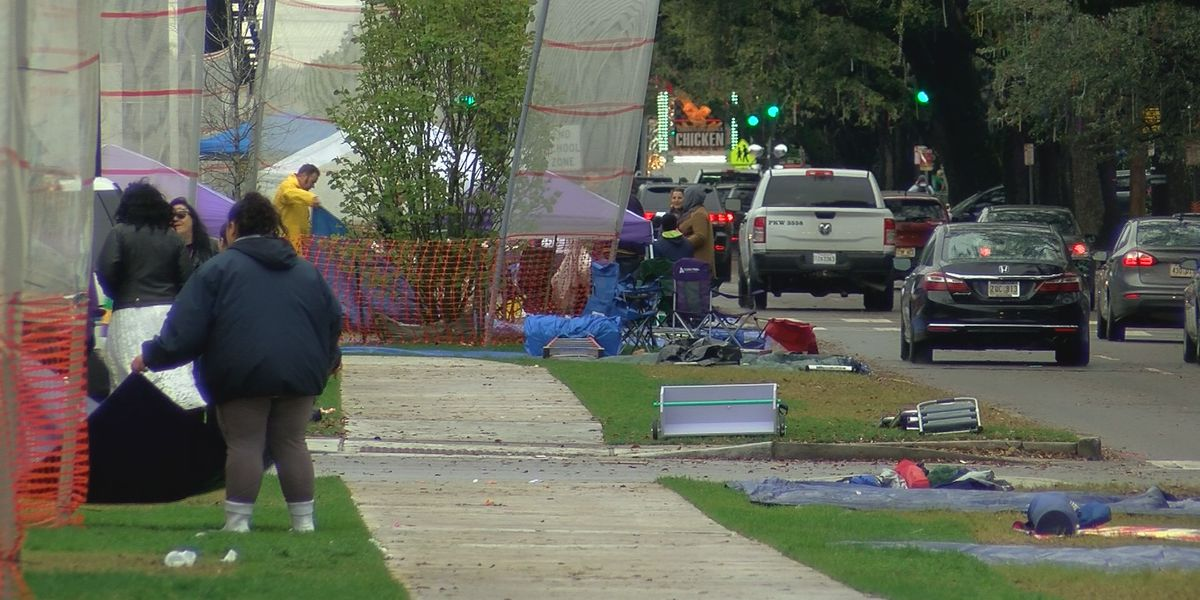 Disappointment, understanding after high winds postpone Uptown parades