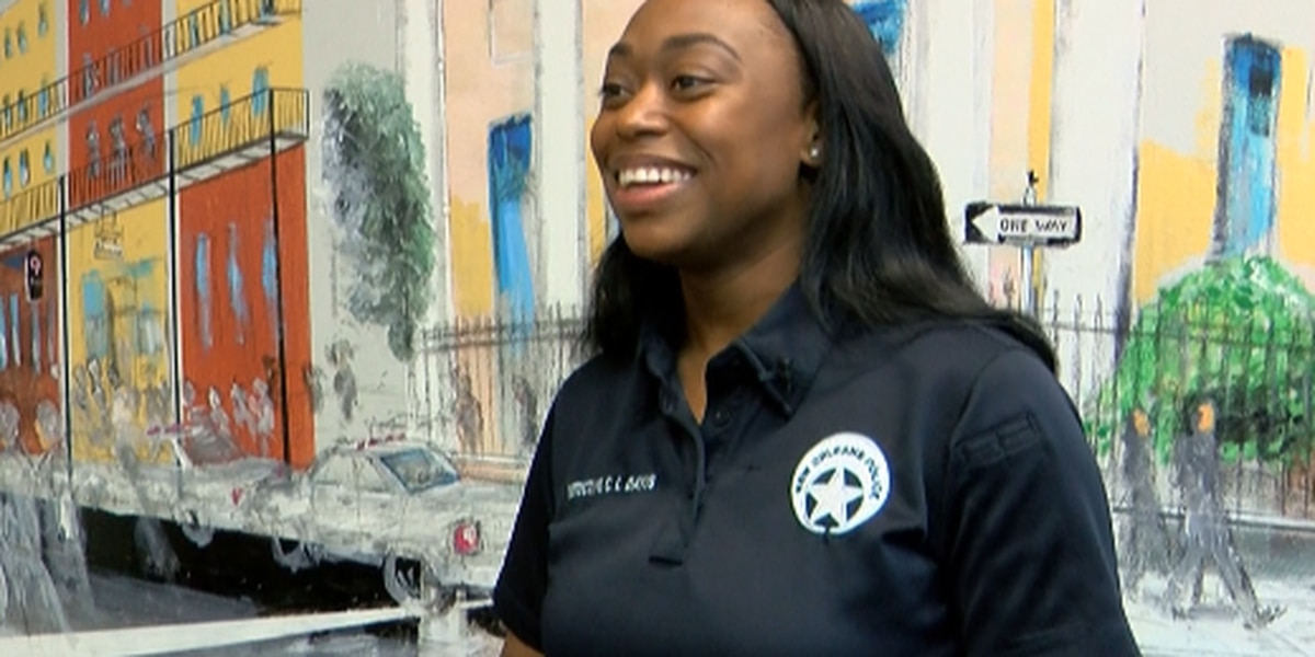 NOPD's 8th District focusing on developing women leaders