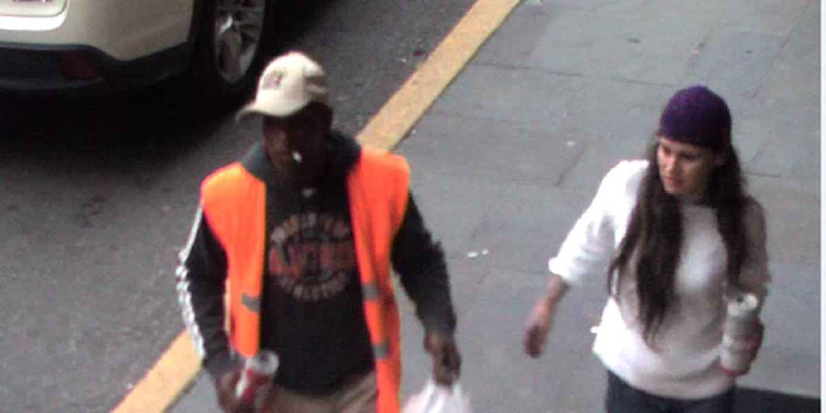 Man, woman steal SUV from French Quarter valet parking lot