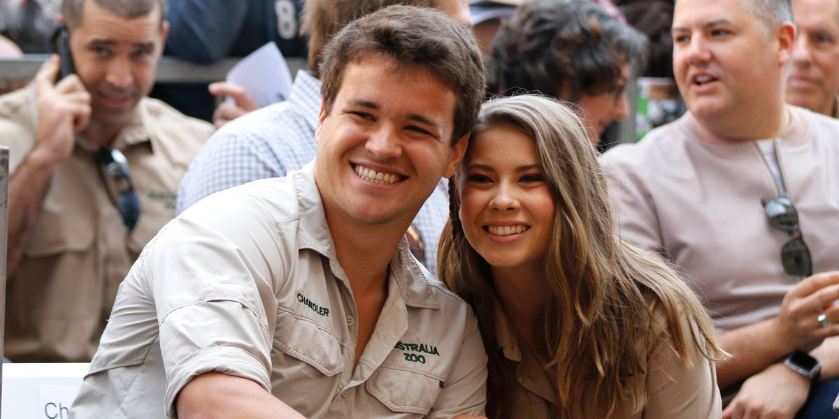 Bindi Irwin and husband are expecting first child