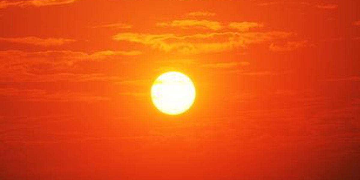 Nicondra: Warmer days ahead