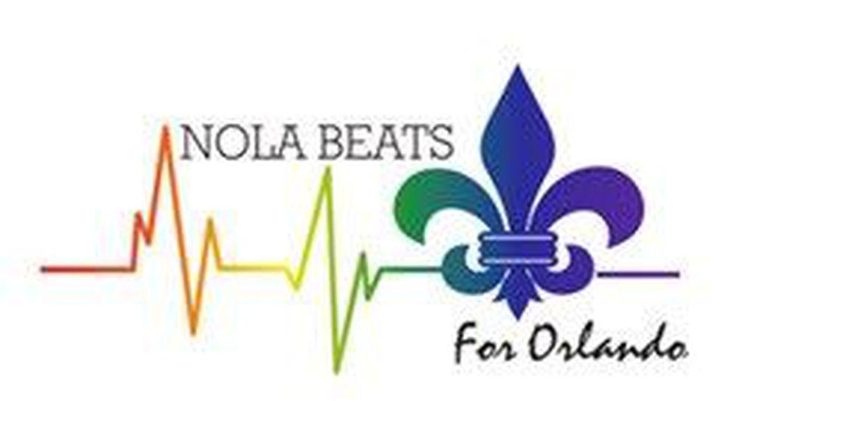 NOLA beats for Orlando