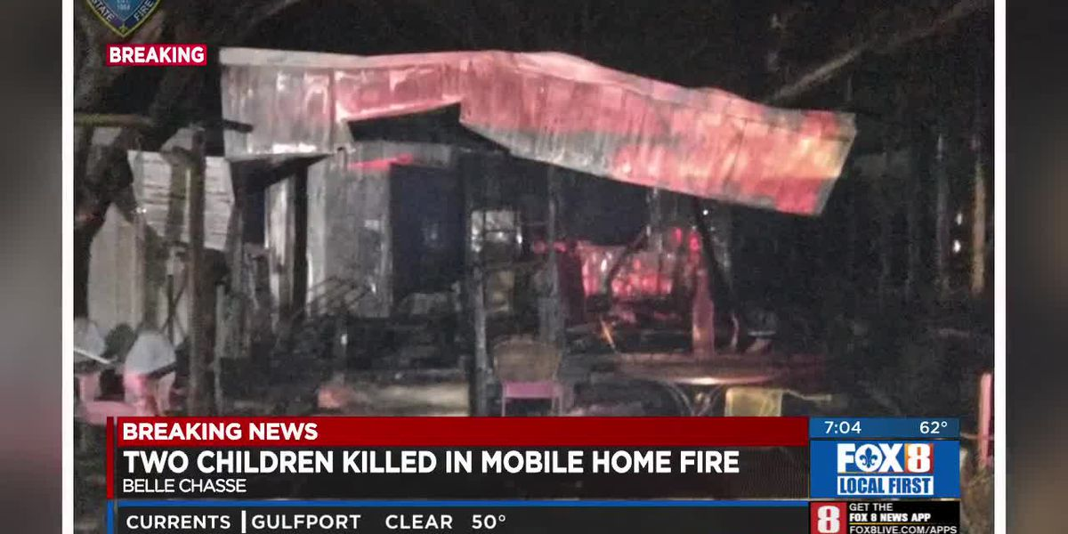 2 children killed in fire