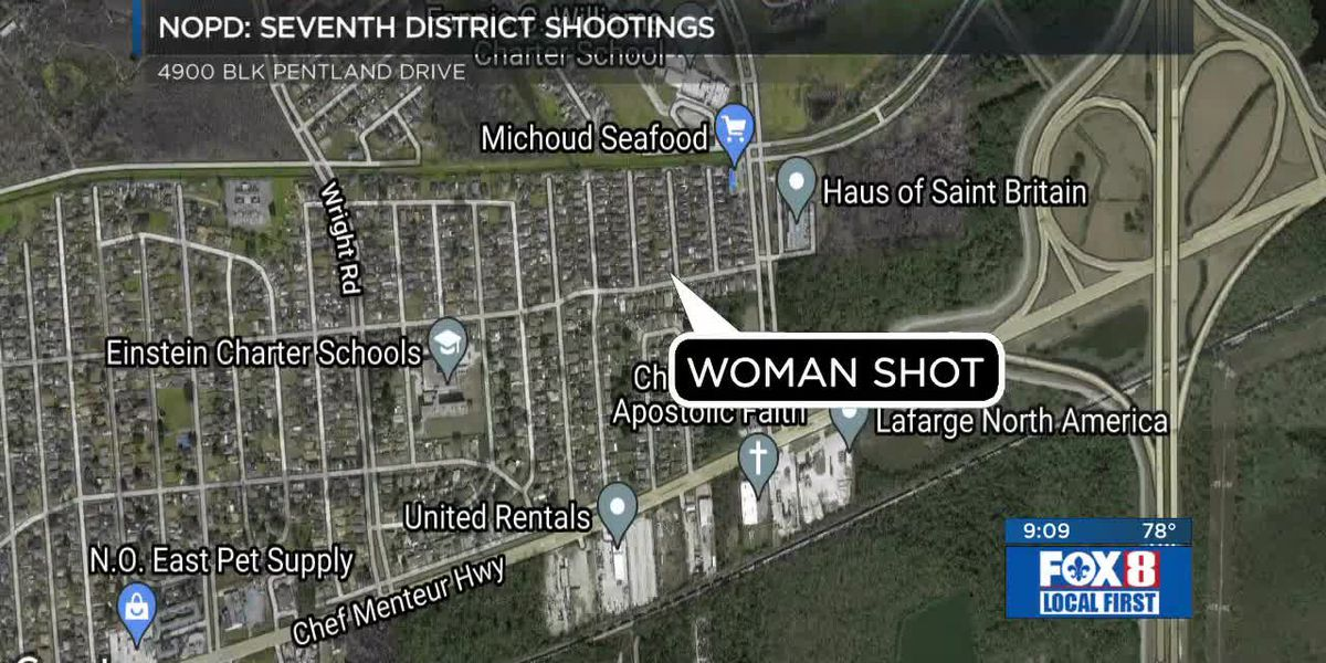 Seventh District shootings