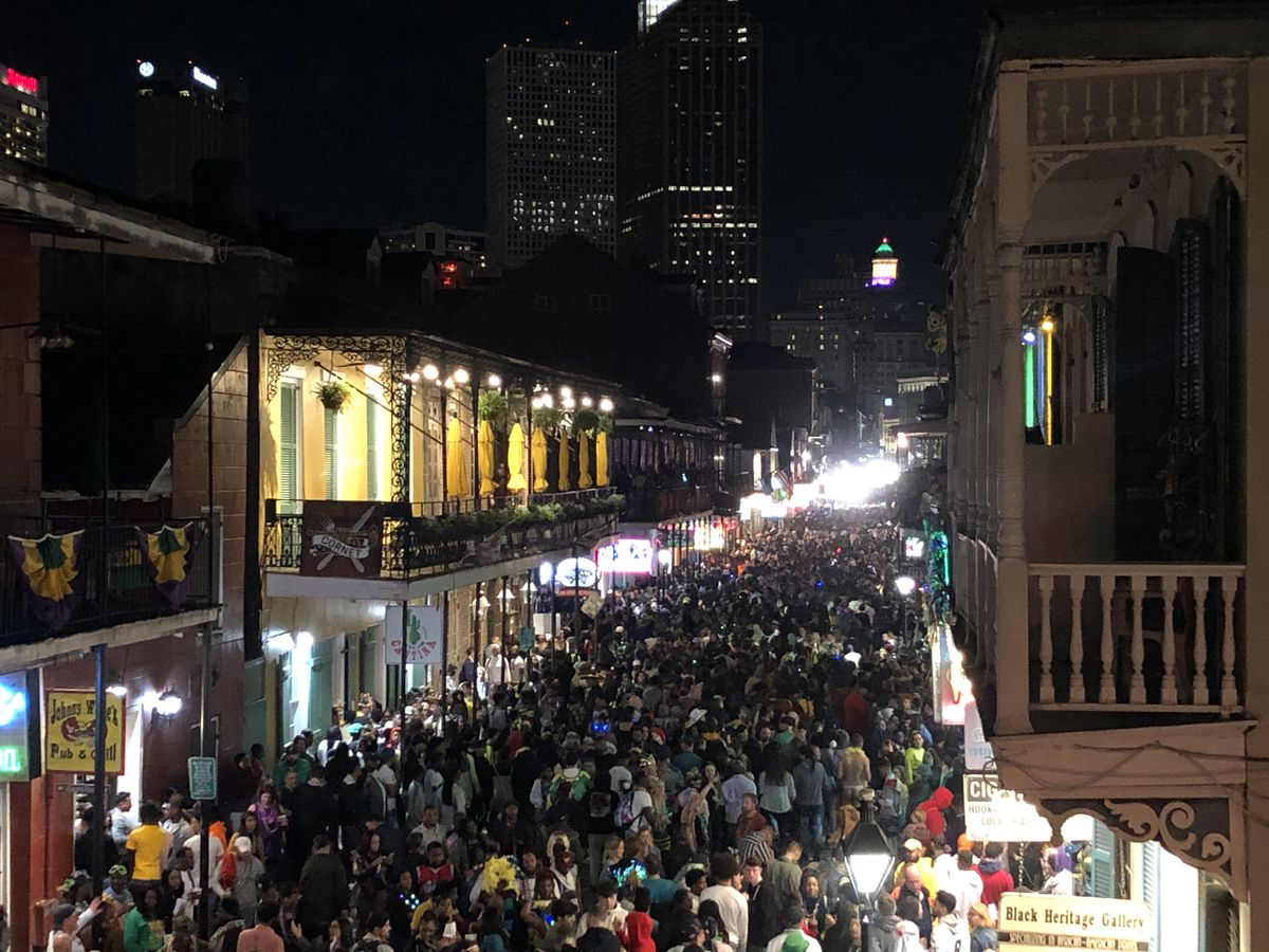 Revelers: Where 2021 Mardi Gras stands during COVID-19