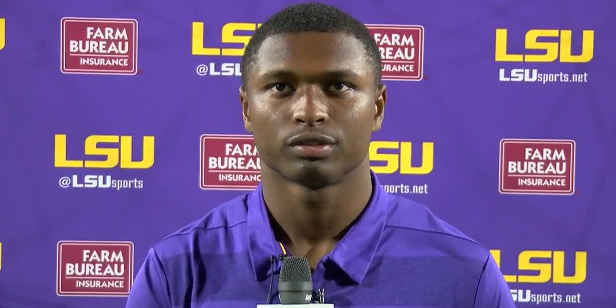 LSU Fall Camp: Jacoby Stevens
