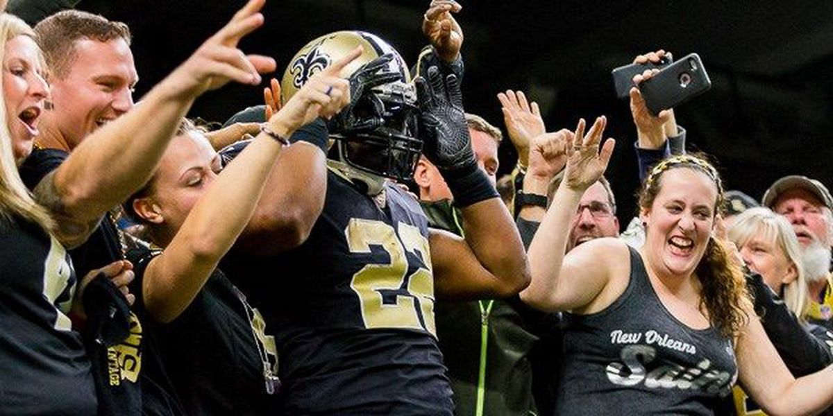 Juan's World: Saints ground Jets, look to Falcons rematch