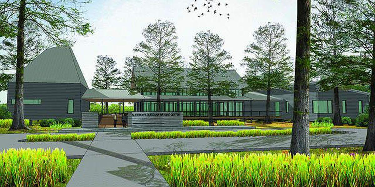Construction to begin at Audubon Louisiana Nature Center