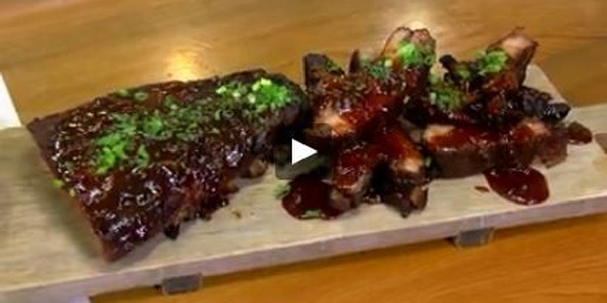 Chef John Folse: Silver slick and oh-so-sweet rum-glazed ribs