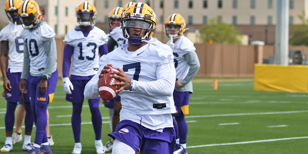 Ja'Marr Chase's father says LSU star WR now looking to this season