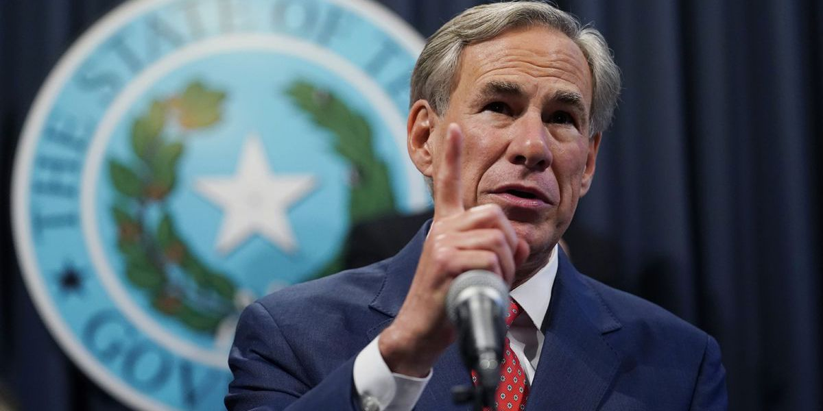 WATCH: Gov. Greg Abbott withdraws executive order, Texas open 100%