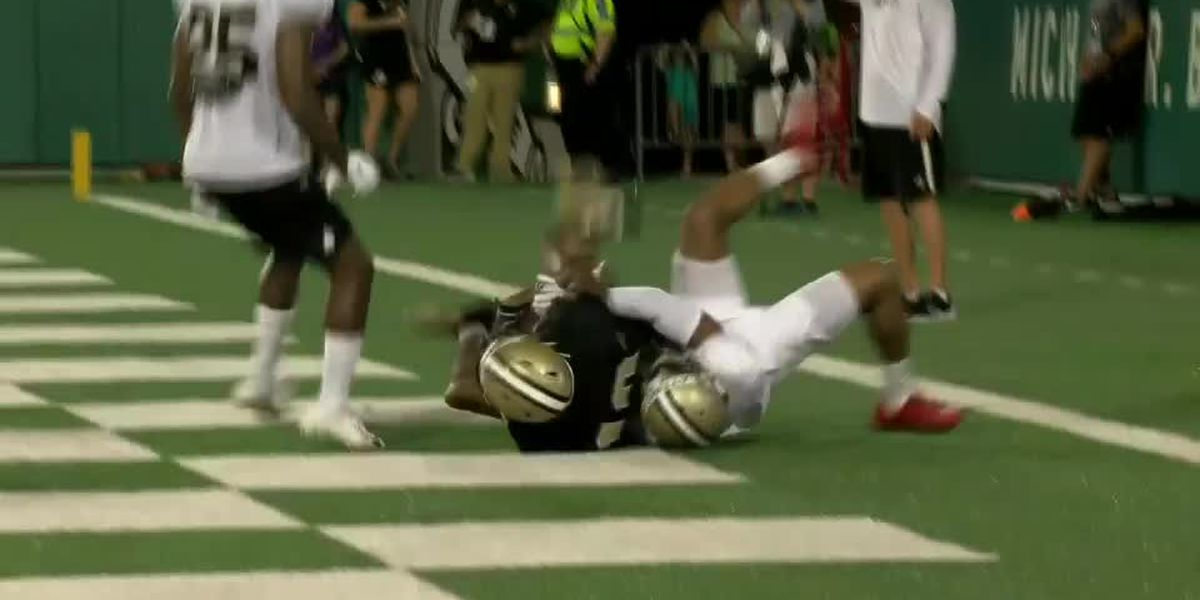 Saints move practice to Tulane with rave reviews from fans