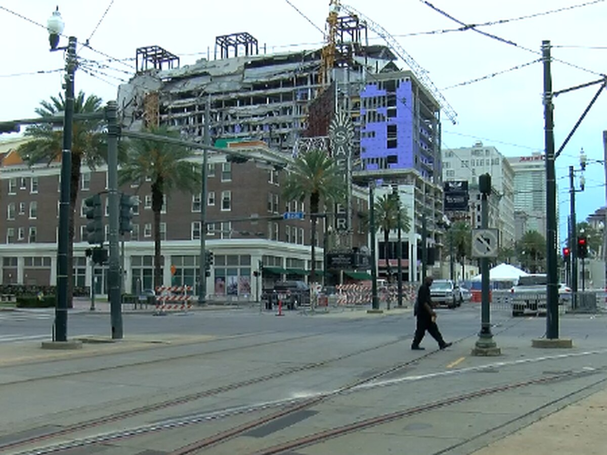 City Council members get an update on Hard Rock demolition plan; removal of bodies to come in second phase