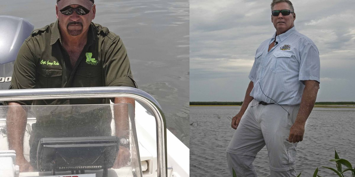 A Tale of 2 Fishermen: Charter captains take opposing views on largest coastal project