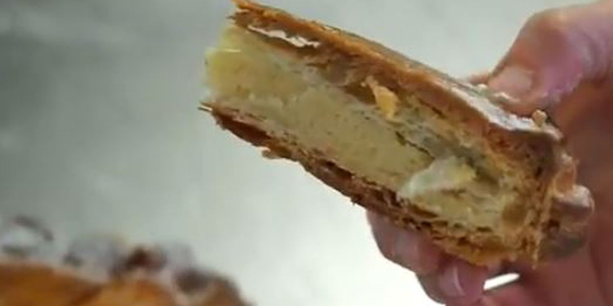 A slice of Carnival: Evolution of the king cake
