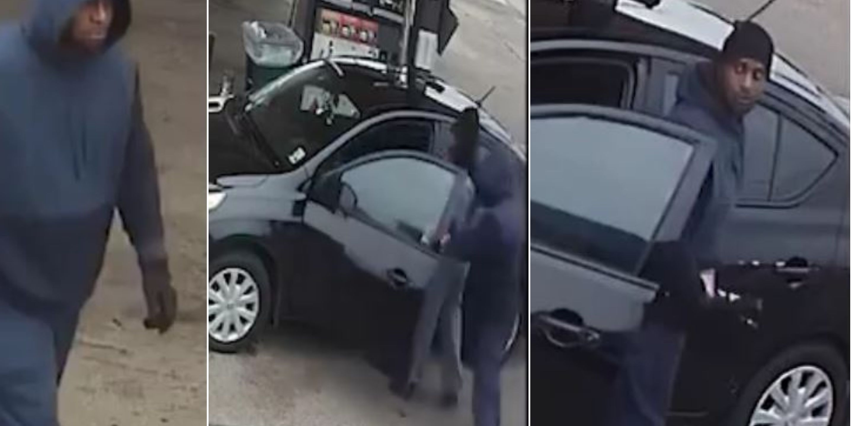 Police think man who tried to kidnap woman will strike again