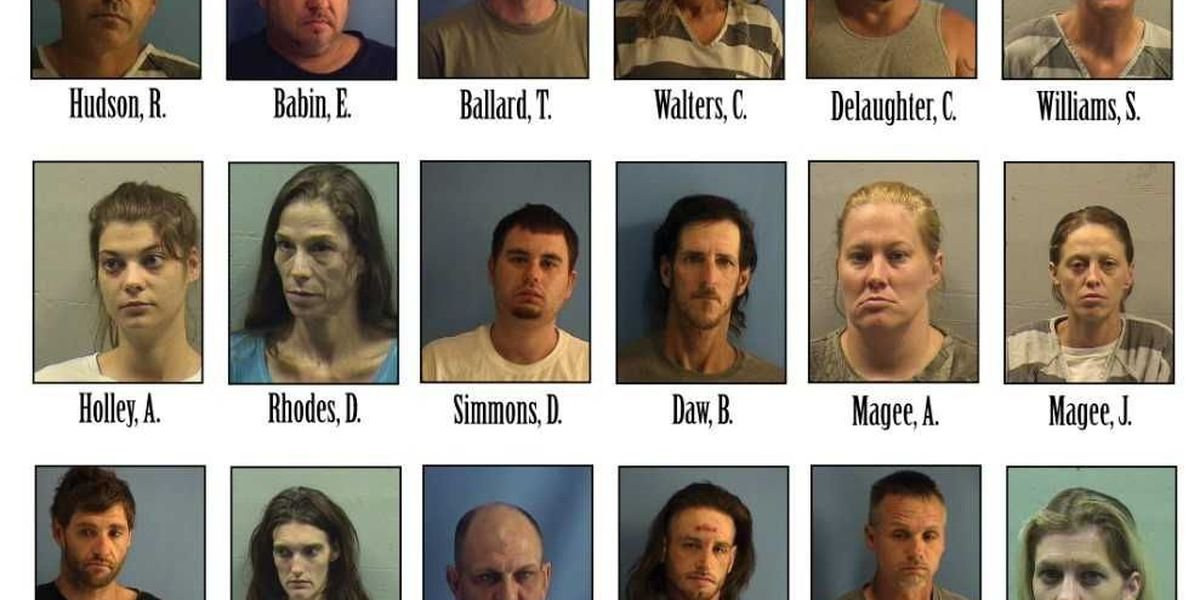 29 people busted in suspected international narcotics ring investigation