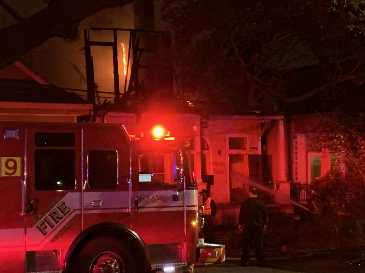 NOFD: Two-alarm fire broke out at home on Elysian Fields Avenue