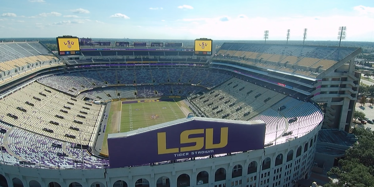 LSU football season will open at 25% capacity in Tiger Stadium; no tailgating allowed during 2020 season
