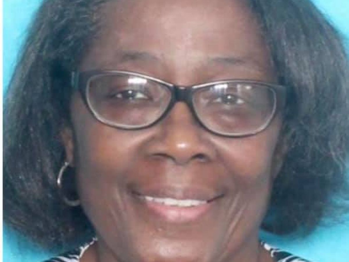 Silver Alert issued for elderly woman missing from Monroe