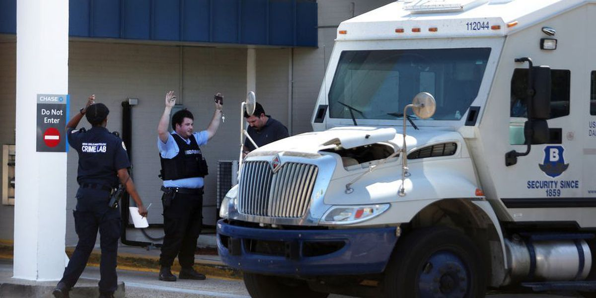 Suspect accused in armored truck murder to be arraigned