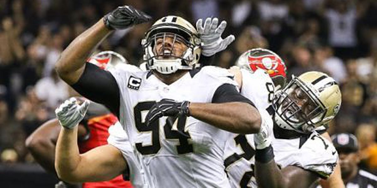 Cam Jordan on Vikings matchup: 'We're over-prepared for this game'