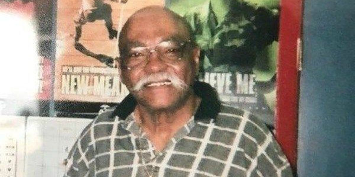 NOPD searching for elderly man reported missing from Lower 9th Ward