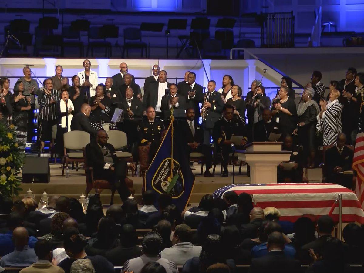Shreveport celebrates the life and legacy of Police Officer Chatéri Payne